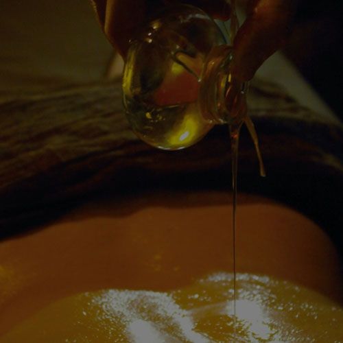 Massage Abhyanga Ayurvédique